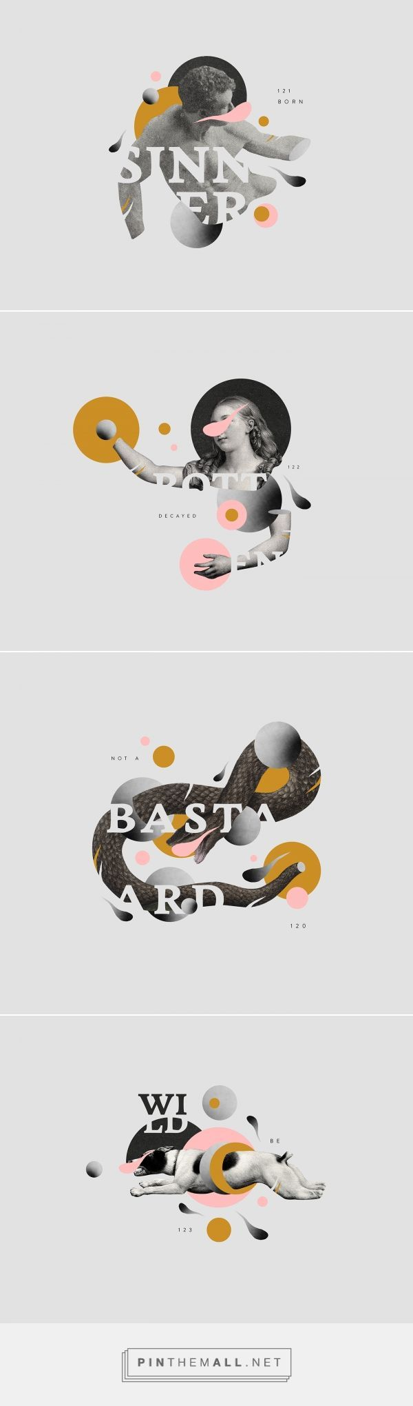 Collage series 08 on Behance