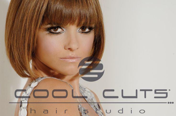 Araceli Gonzalez: campaña 2007 Cool Cuts Hair Studio.