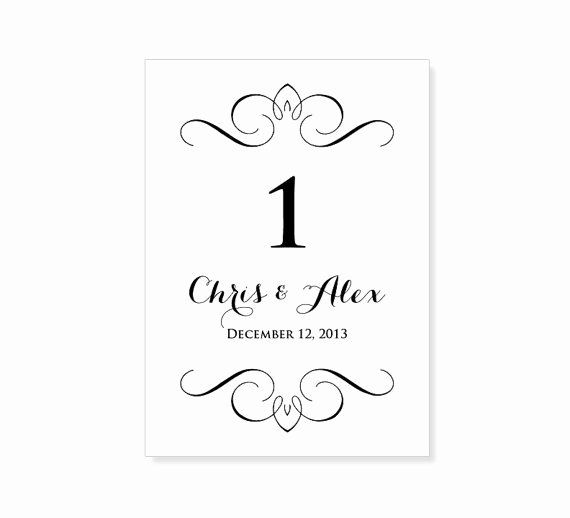 Place Cards Template 6 Per Sheet Best Of Instant Download W Wedding Table Numbers Printable Free Printable Wedding Table Numbers Wedding Table Numbers Template