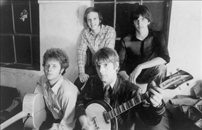 The Byrds December 31, 1969. Kevin Kelley, Gram Parsons, Roger McGuinn & Chris Hillman.