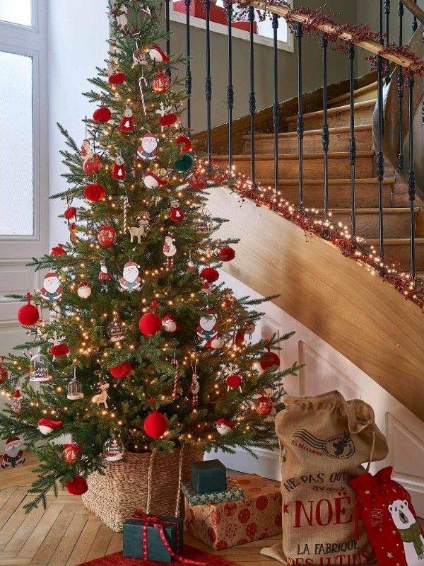 Maisons du Monde : Catalogue Noël 2019 (déco, sapin, desk, guirlande,…)