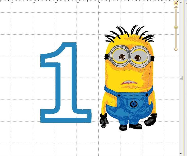 Minion SHIRT Despicable Me - Henchmen Disney Birthday Number # 1  - Any Character PERSONALIZED - Any Birthday Number (One Shirt or Onesie) by GumballsOnline on Etsy