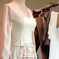 #CorsetPatterns Coming up in the school hols! FRI 22 APR http://www.studiofaro.com/book-introductory-workshops #PatternMakingClasses #Sydney