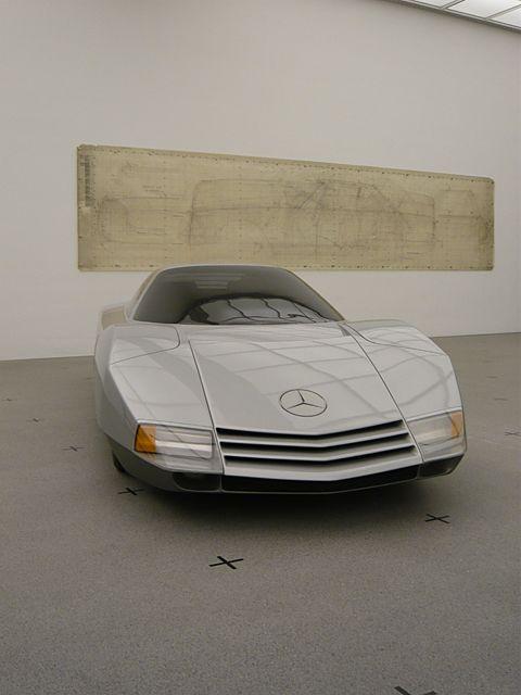 Mercedes Benz - PoldiWorld