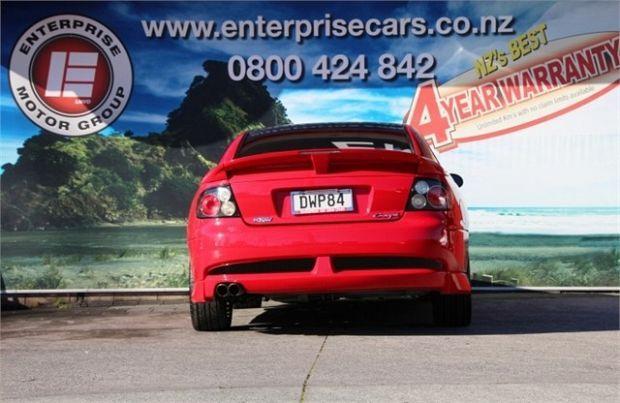 2003 Holden Monaro HSV GTO **VERY VERY RARE - MINT*