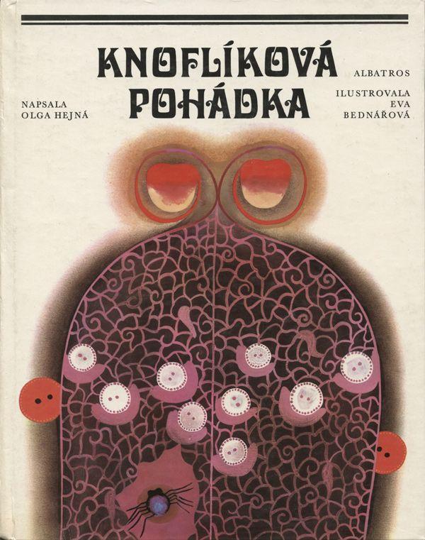 Czech ilustration - Eva Bednářová