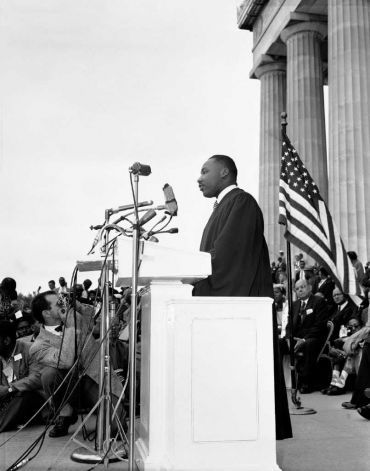 the importance of nonviolent resistance according to martin luther king jr What examples does martin luther king jr give to combat the clergymen's criticism that he his to blame for the violent reactions to the protests condemning a robbed man because his possession of money precipitated the evil act of robbery.
