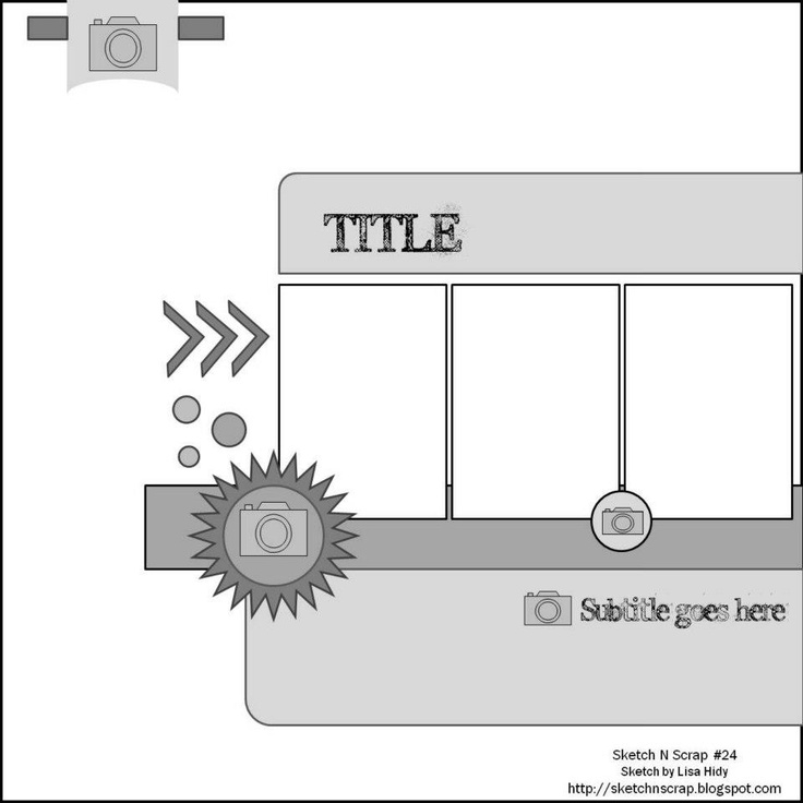 A work in progress: What a Cutie Pie - Sketch N Scrap - My Minds Eye (The Sweetest Thing)