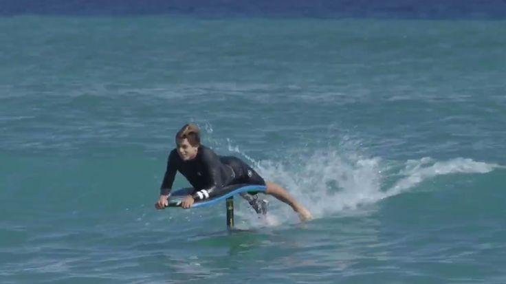 Foil Magazine, supfoil, kitefoil, surffoil, windfoil, hydrofoil Vidéo de Kai Lenny sur un Hydrofoiling Bodyboard !