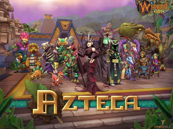 Wizard101 Amber