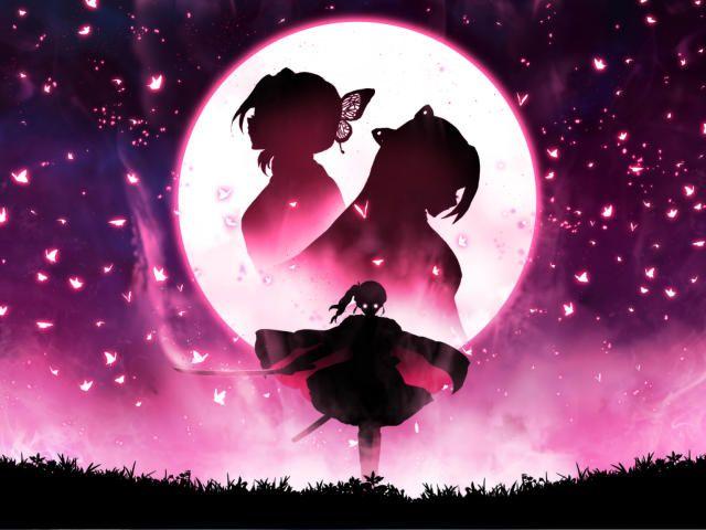 Collection Of Kanae Kocho Hd 4k Wallpapers Background Photo And Images Seni Anime Seni Ilustrasi Karakter