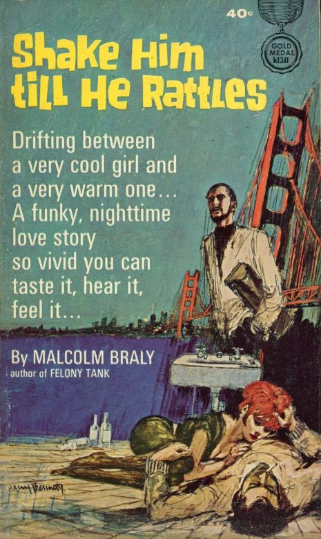 Girl Gangs, Biker Boys, and Real Cool Cats: Pulp Fiction and Youth Culture | Dangerous Minds