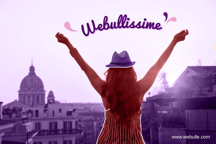 C'est vendredi ouiiiiiii ! Bon week-end Webullissime 💜 #tgif #weekend #travel #break #happy #liveyourlife