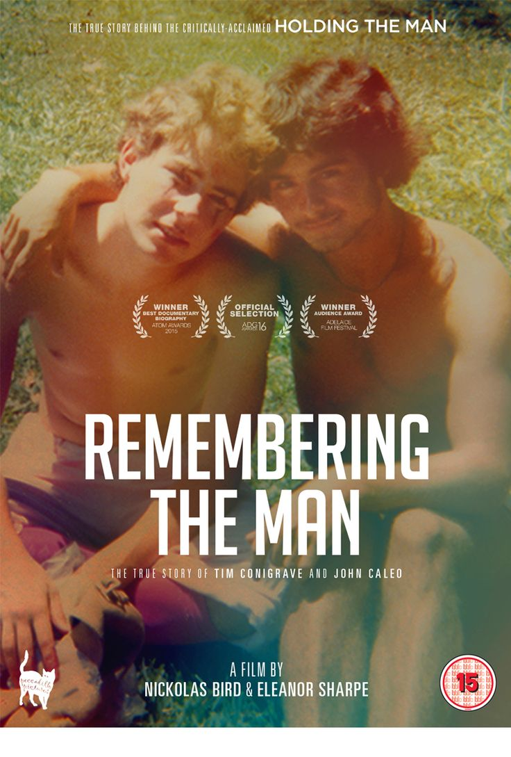 Remembering The Man  AUS 2015 dir Nickolas Bird, Eleanor Sharpe 83 mins Starring George Banders, Reece Manning, Richard Bligh.    Using actual audio recordings, from the 1993 Australian response to AIDS oral history project, of Tim Conigrave, this documentary beautifully weaves together the moving love story of him and his lifetime partner, John, from their schoolboy beginnings to both their deaths from the AIDS epidemic.