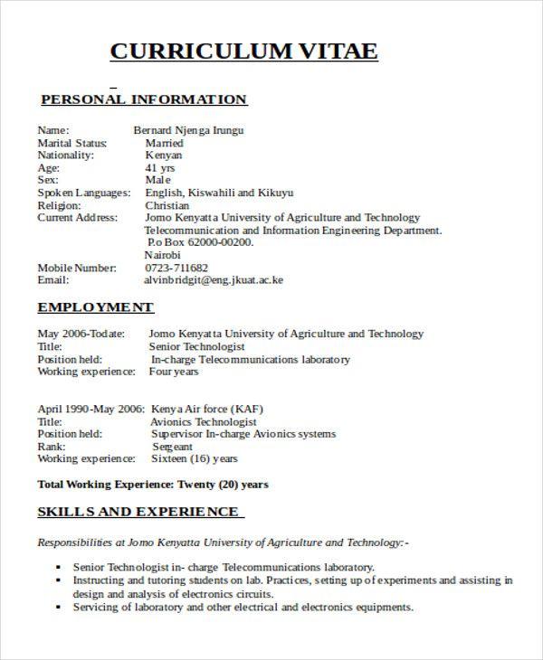 Diploma Civil Engineer Resume Format Pdf In 2020 Civil Engineer