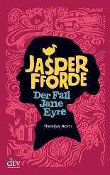 """England in den 1980er Jahren - aber doch ganz anders: Eine faszinierende Parallelwelt voller Literaturverbrecher, eine skurrile Geschichte mit grandiosen Charakteren. Das ist """"Thursday Next: Der Fall Jane Eyre"""" von Jasper Fforde!"""