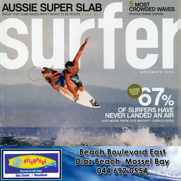 """Flagship surf magazine published monthly out of San Juan Capistrano, California, founded in 1960 by surfer-artist-filmmaker John Severson; the longest continuously published surf magazine, and sometimes referred to as the """"Bible of the sport."""" Want to read more Click here: http://besociable.link/qu #SurfMagazine #history #Surfing"""