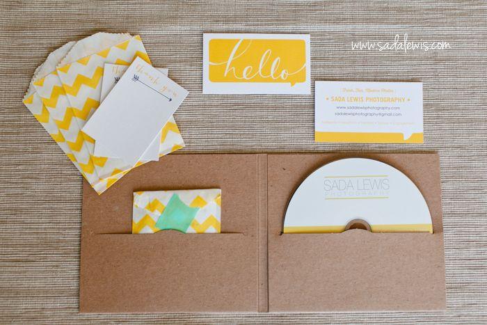 san antonio photographer cd packaging ideas yellow chevron grey teal mint custom cd