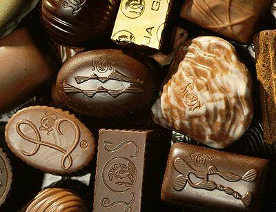 Leonidas chocolats, the best I've ever had!