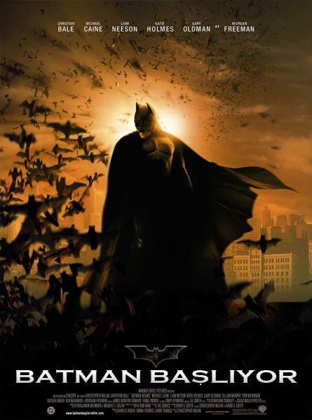 Batman Başlıyor (2005)