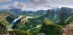 Blyde River Canyon - Top 50 tourist attractions in South Africa