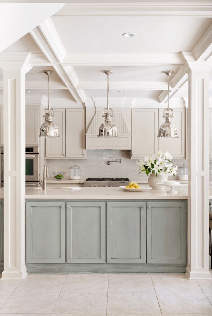 Interior Painting Kitchen Cabinets Two Different Colors best 25 two tone kitchen cabinets ideas on pinterest toned and painted cabinets