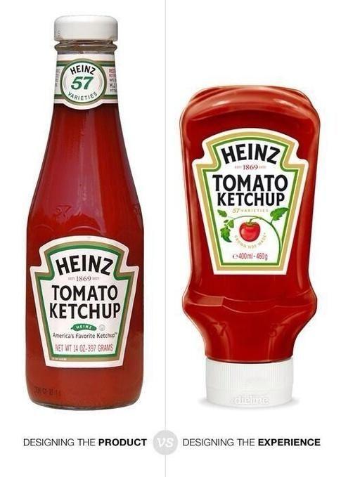 Différence concrète en design de produit et design d'expérience
