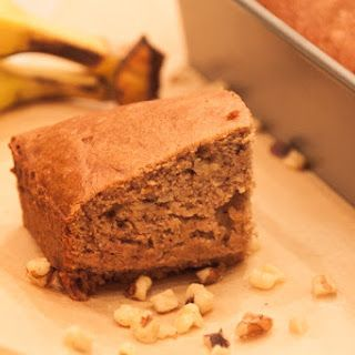 Healthy Banana Bread (Low Calorie!)