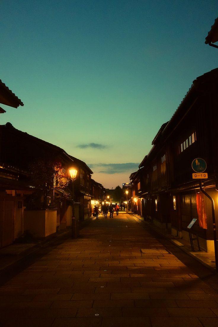 https://flic.kr/p/hK2BWL | 金沢・ひがし茶屋街 | 2013.11.16 Kanazawa, Ishikawa /