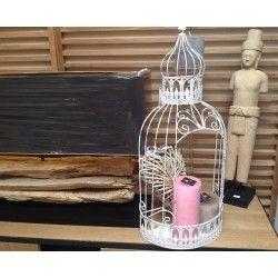 #Cage #oiseaux #décorative antique