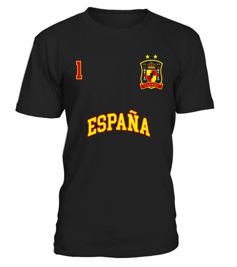 """# Spain Shirt Number 1 Soccer Team Spanish Flag Futbol Espana .  Special Offer, not available in shops      Comes in a variety of styles and colours      Buy yours now before it is too late!      Secured payment via Visa / Mastercard / Amex / PayPal      How to place an order            Choose the model from the drop-down menu      Click on """"Buy it now""""      Choose the size and the quantity      Add your delivery address and bank details      And that's it!      Tags: Spain Soccer Team Shirt…"""