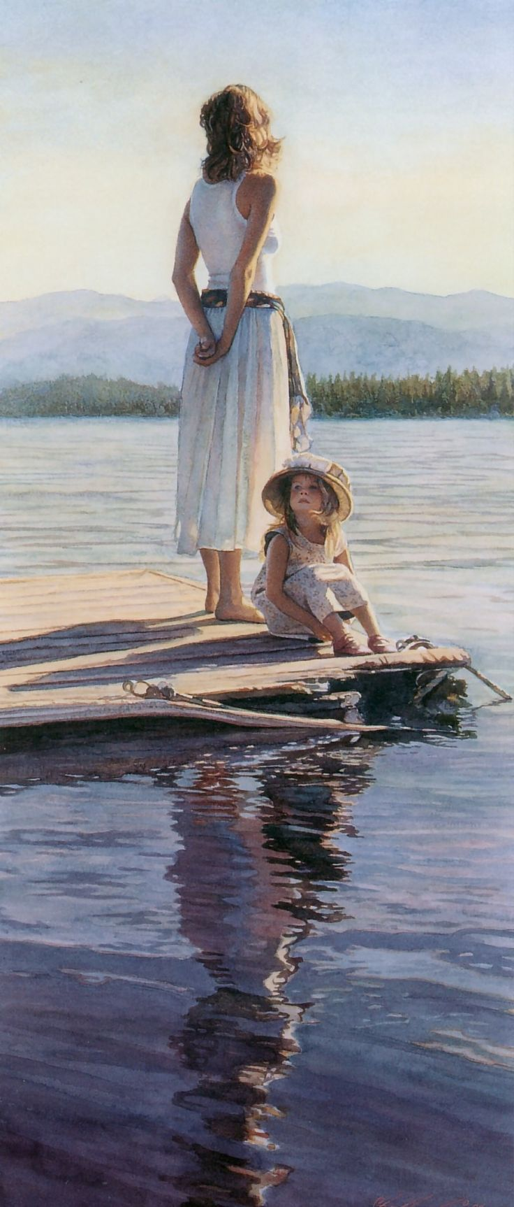 Steve Hanks - Sharing in Silence