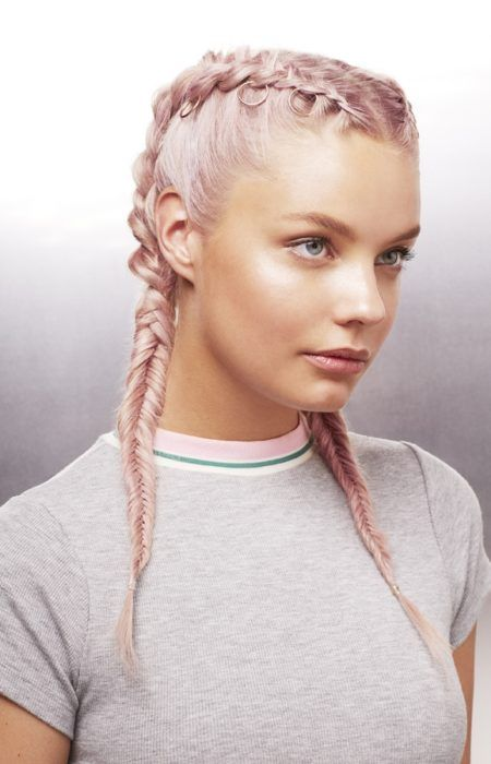 """Trend Hairstylel 2017 Boxer Braids,  These new boxer braids look much like the fashion that we name """"cornrows"""", """"plaits"""" or """"banana braids"""". Whatever these braids is perha..."""