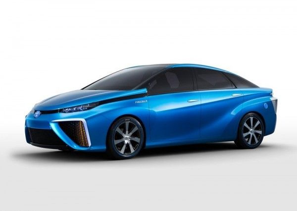 2013 Toyota FCV Redesign 600x426 2013 Toyota FCV Reviews