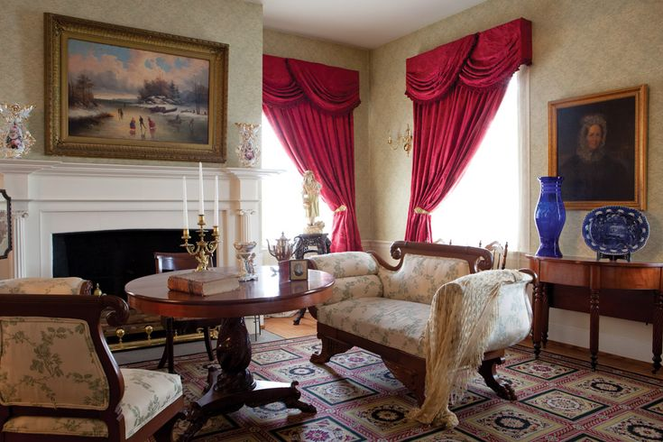 See the first historic site devoted to a former a First Lady. The Mary Todd Lincoln home is a treasure of Lexington, Kentucky not to be missed!