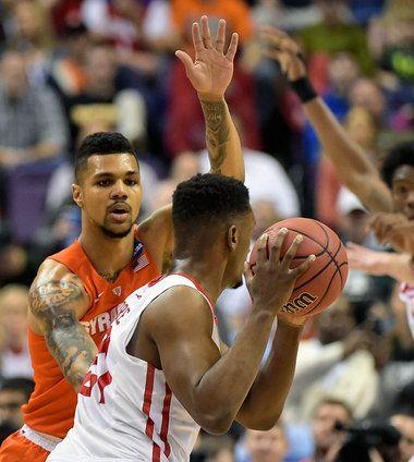 Syracuse basketball crushes Dayton to advance to 2nd round of... #Syracusebasketball: Syracuse basketball crushes… #Syracusebasketball