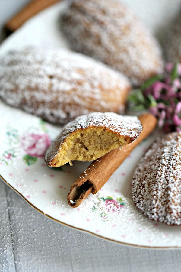 Cookies - Madeleines on Pinterest | Madeleine recipe, Madeleine and ...