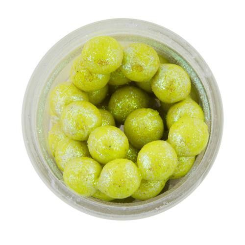 PowerBait Sparkle Eggs - Chartreuse
