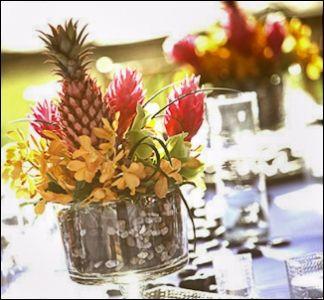Hawaiian Backyard Wedding Backyard Wedding Reception Ideas Events Hawaiia