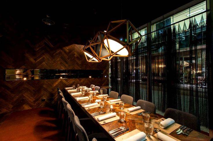 Ludlow Bar & Dining Room - Best Restaurants Melbourne #bars #interiors #design #nightlife #Melbourne #Australia #hiddencitysecrets #bars #interesting #venues #southbank
