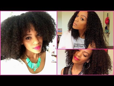 how to get curly hair in 10 minutes