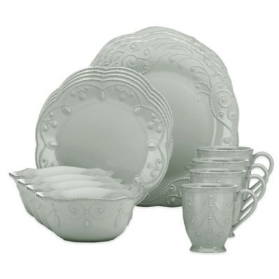 Dinnerware Sets, Flatware, Linens & Porcelain Mikasa 94