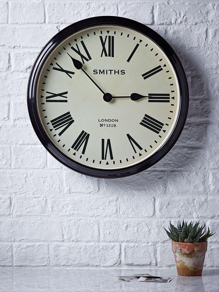 17 Best Ideas About Kitchen Clocks On Pinterest Designer