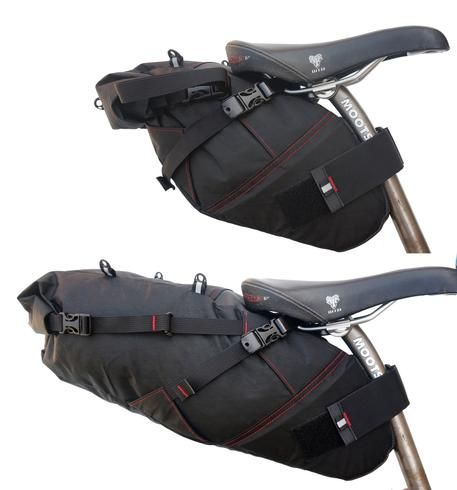 Revelate Designs Seat Pack - I may try to design and build one if these myself soon.