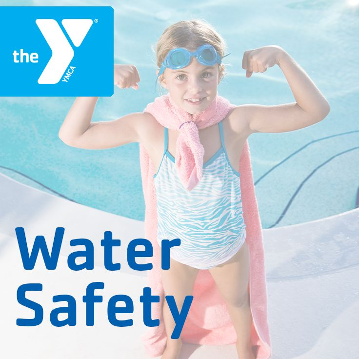 It's essential our children understand how to be safe around water. Visit ►www.ymcachicago.org/pages/water-safety-tips◄ for water safety tips, the Water Watchers pledge and information on swimming classes!