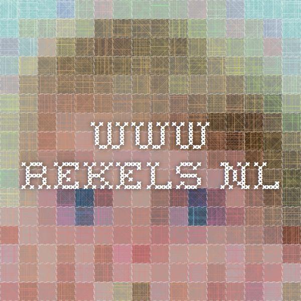 www.rekels.nl