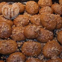 Greek Christmas Biscuits with Honey (Melomakarona) @ allrecipes.com.au