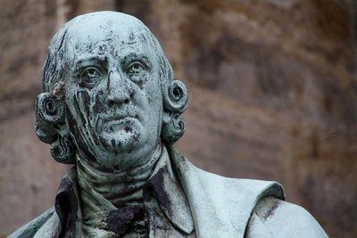 Dichter-Denkmal: Johann Gottfried Herder in Bückeburg