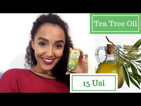 Il miracoloso tea tree oil: come lo uso e perchè lo amo. - YouTube