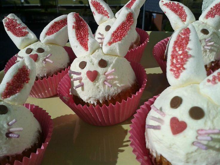 zatroskane króliki :)
